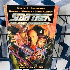 5 for $25| Star Trek Next Generation: Gorn Crisis